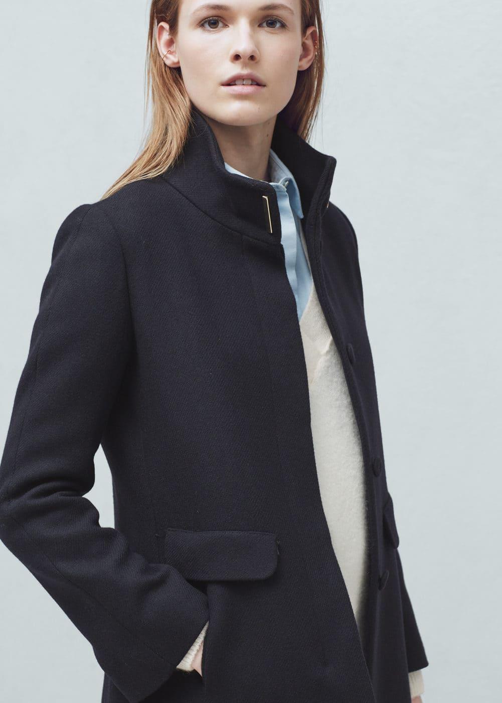 Cappotto lana | MANGO