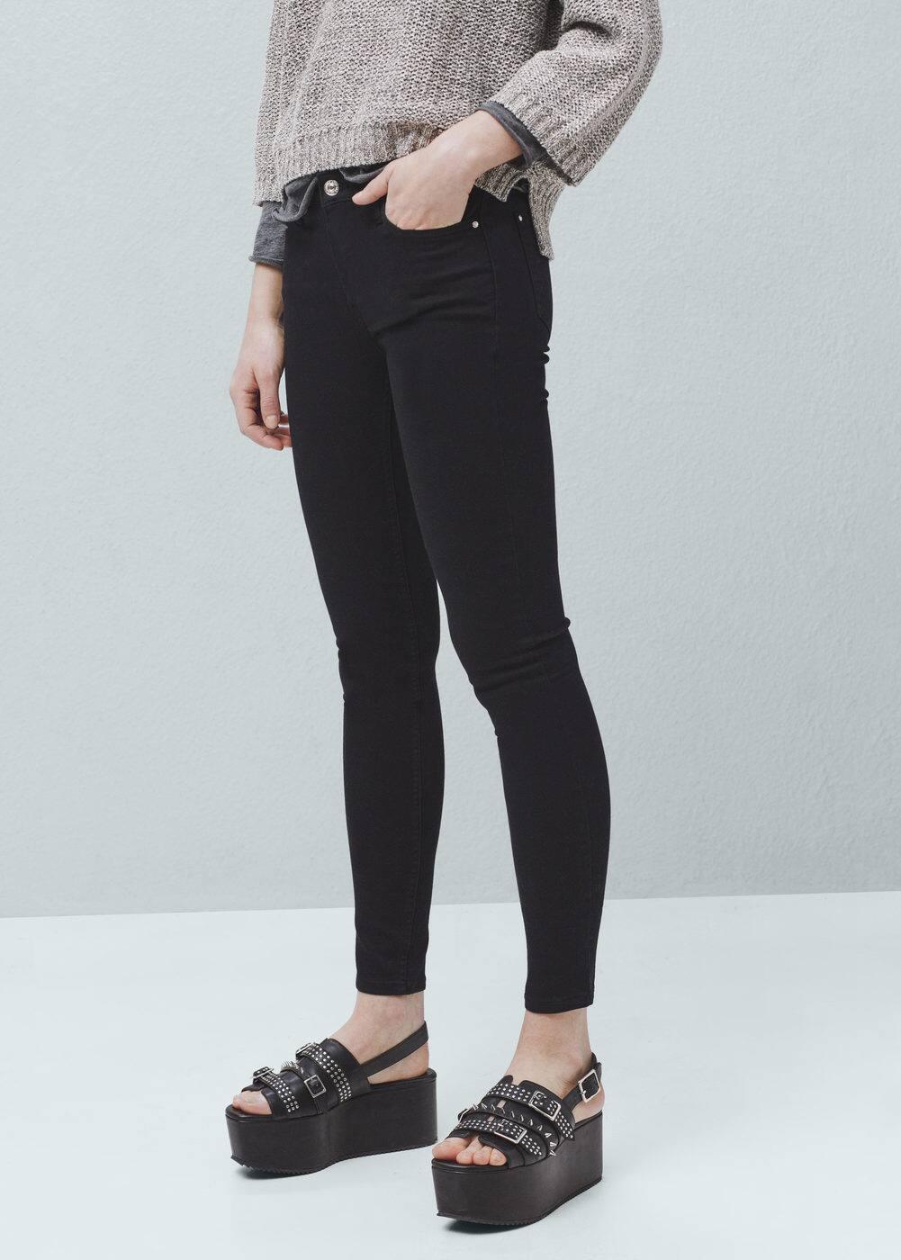 Skinny paty jeans | MANGO