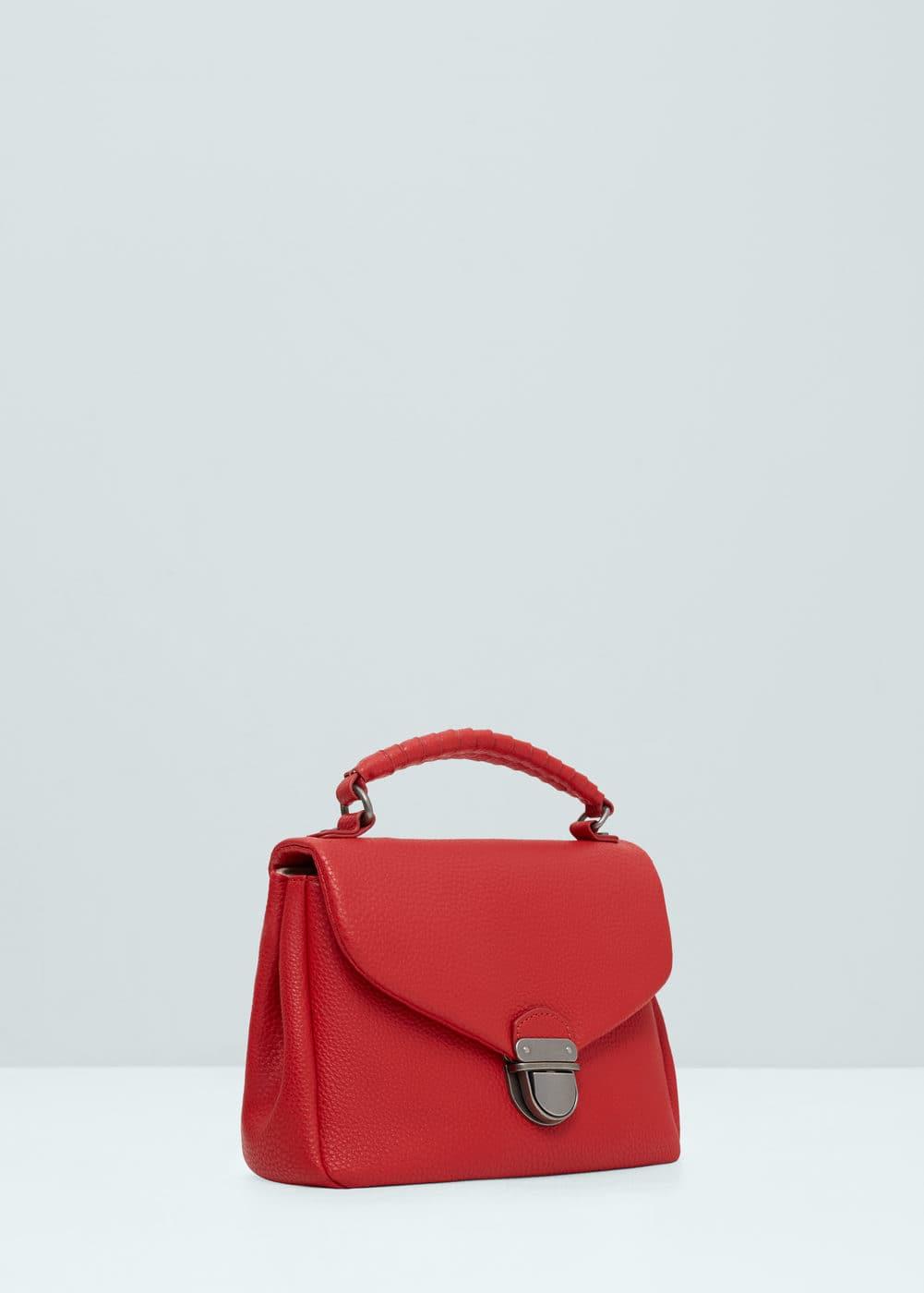 Flap cross-body bag | MANGO