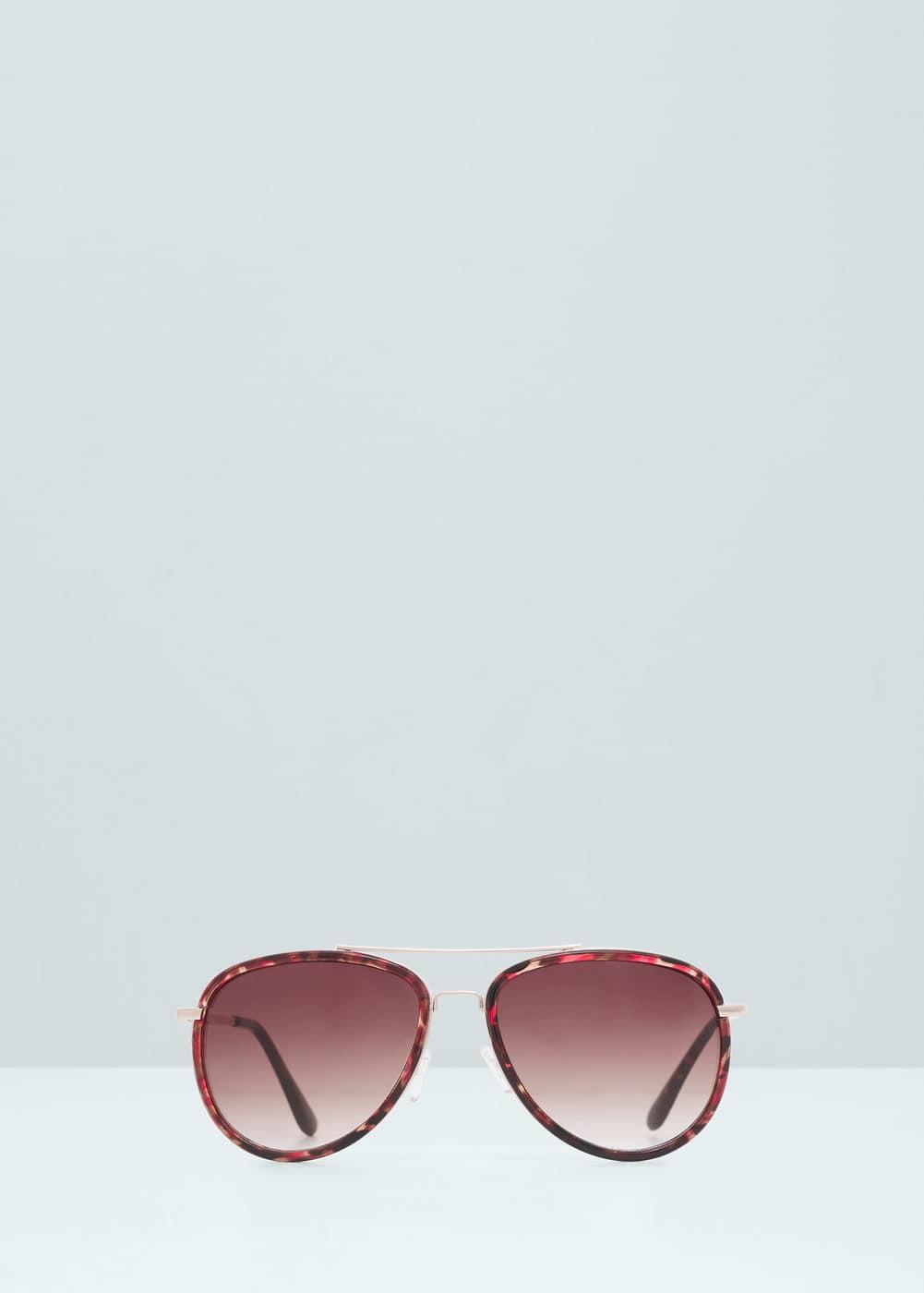 Gafas de sol aviador | MANGO