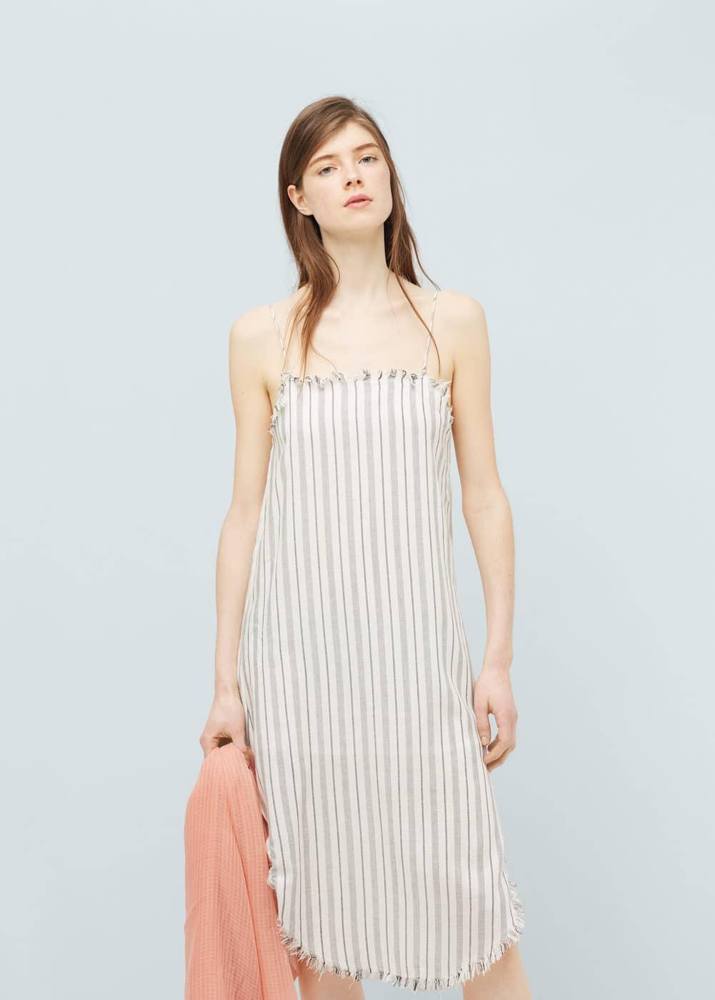 vestido estampado vestido estampado