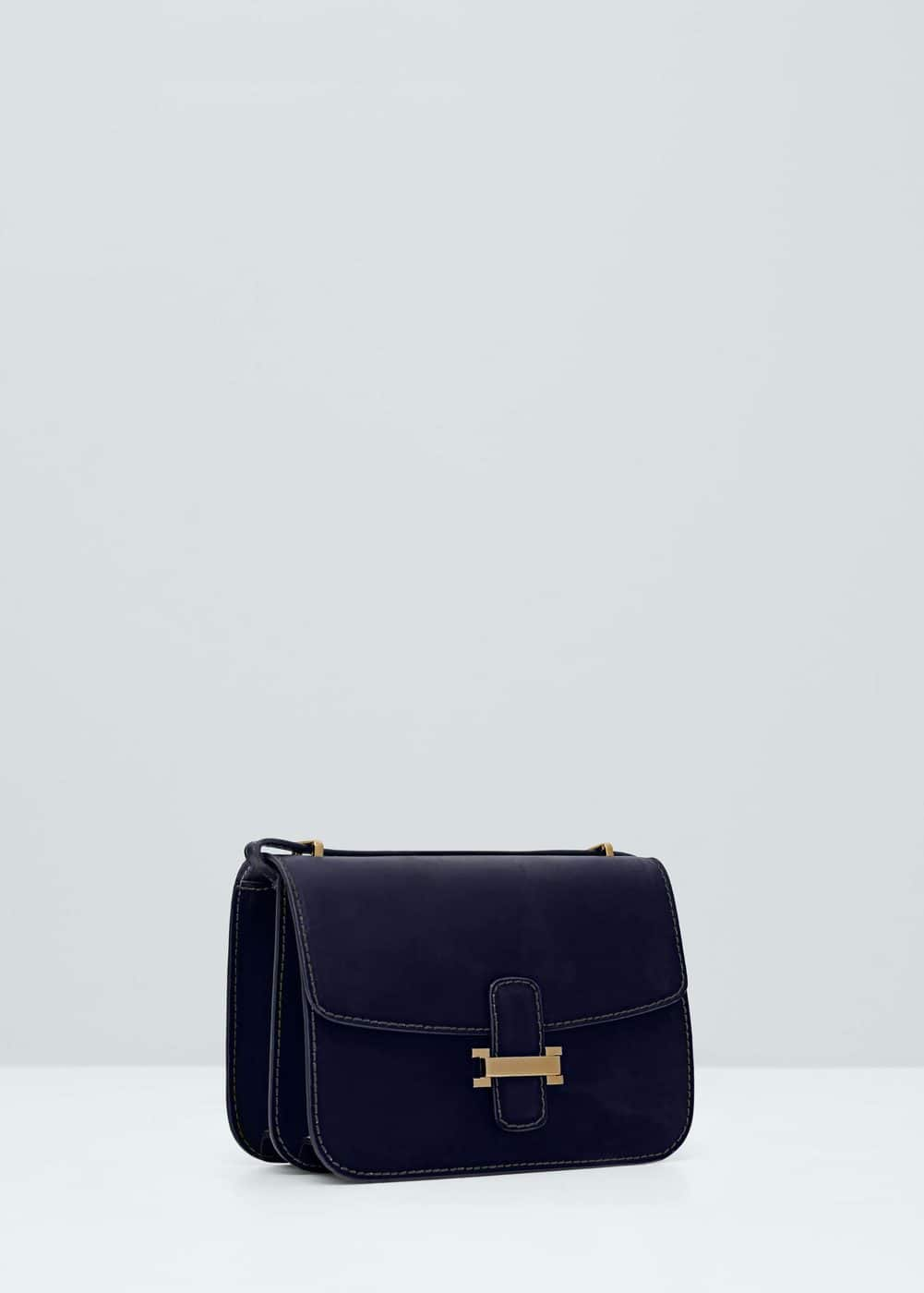 Flap cross-body bag | MANGO