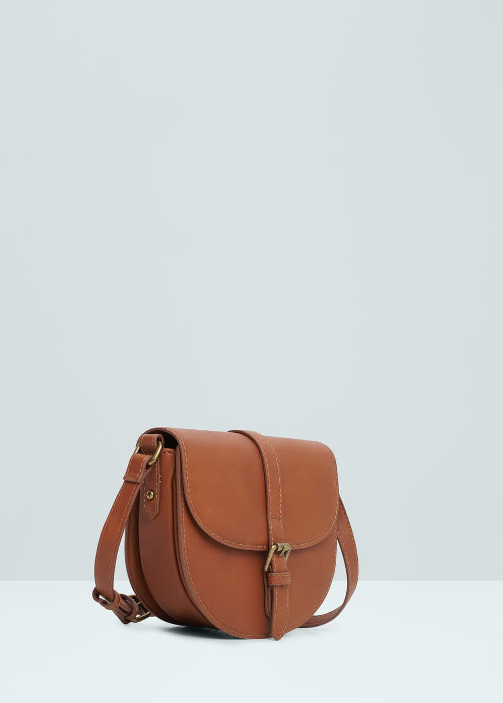 Buckled cross-body bag | MANGO