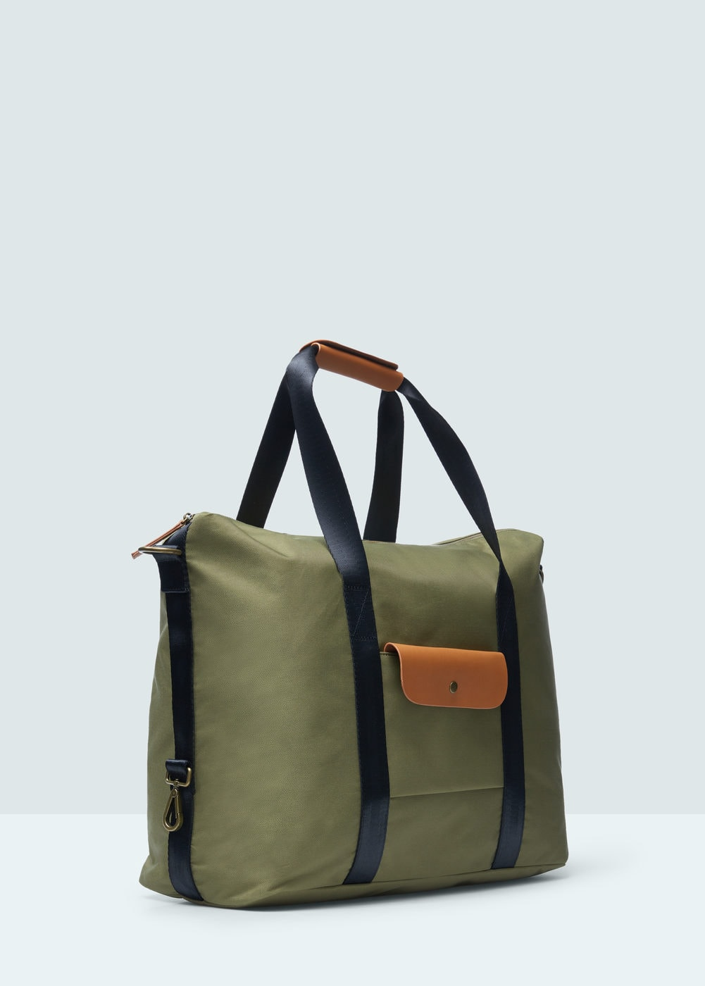 Pocket tote bag   MANGO MAN