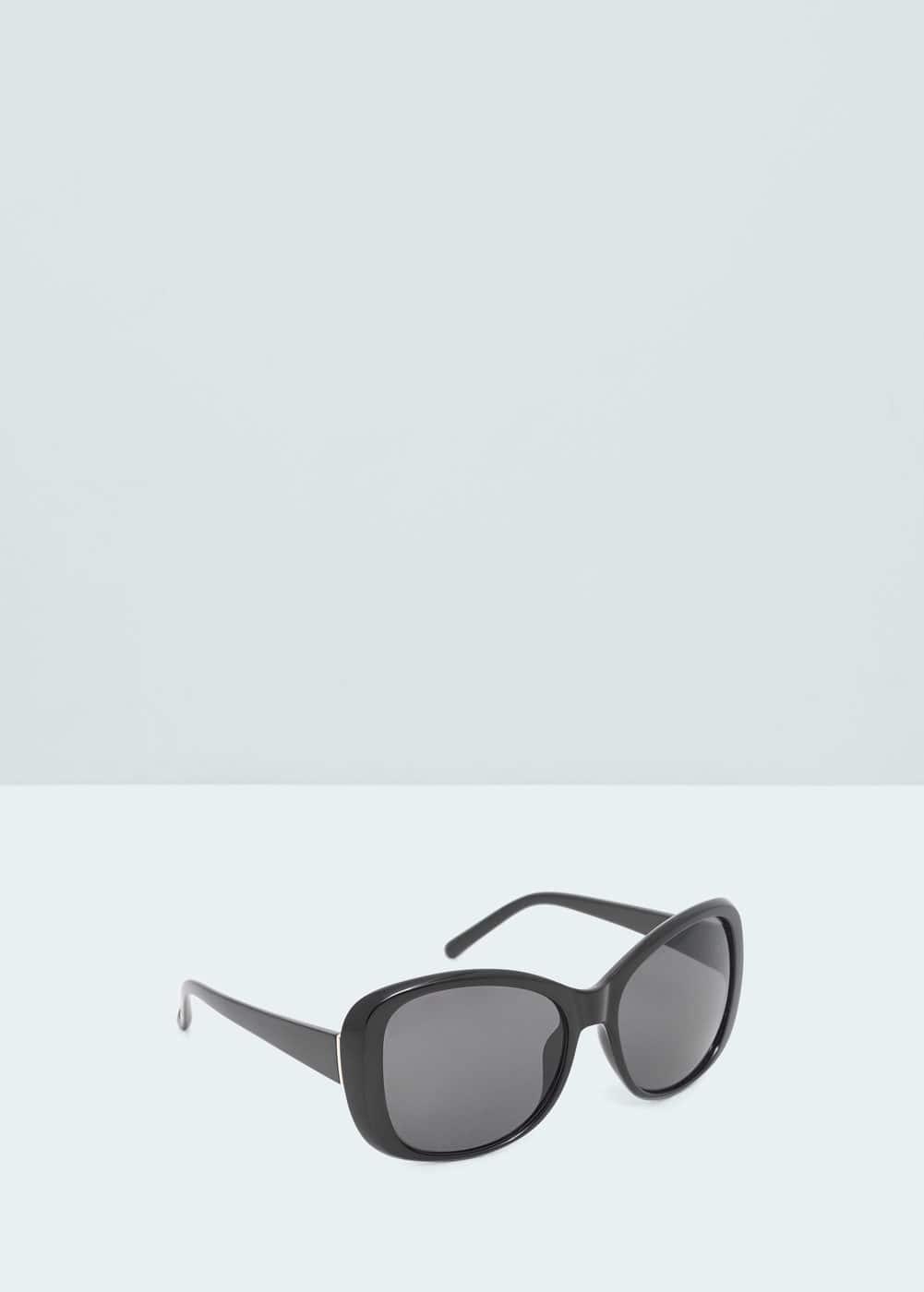 Retro style sunglasses   MANGO