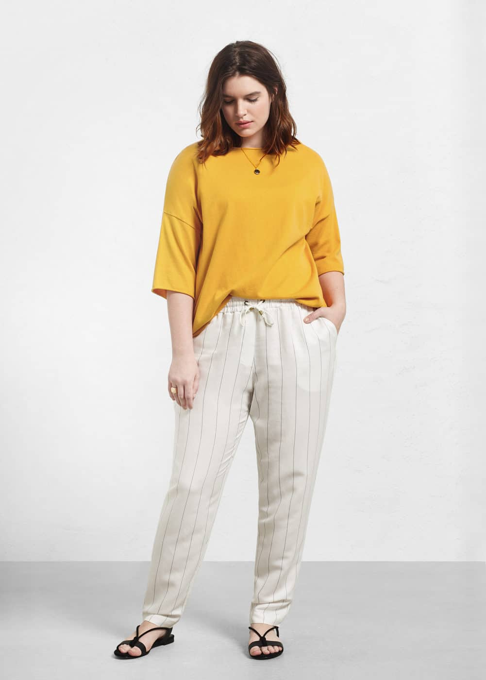 Cotton sweater   MANGO
