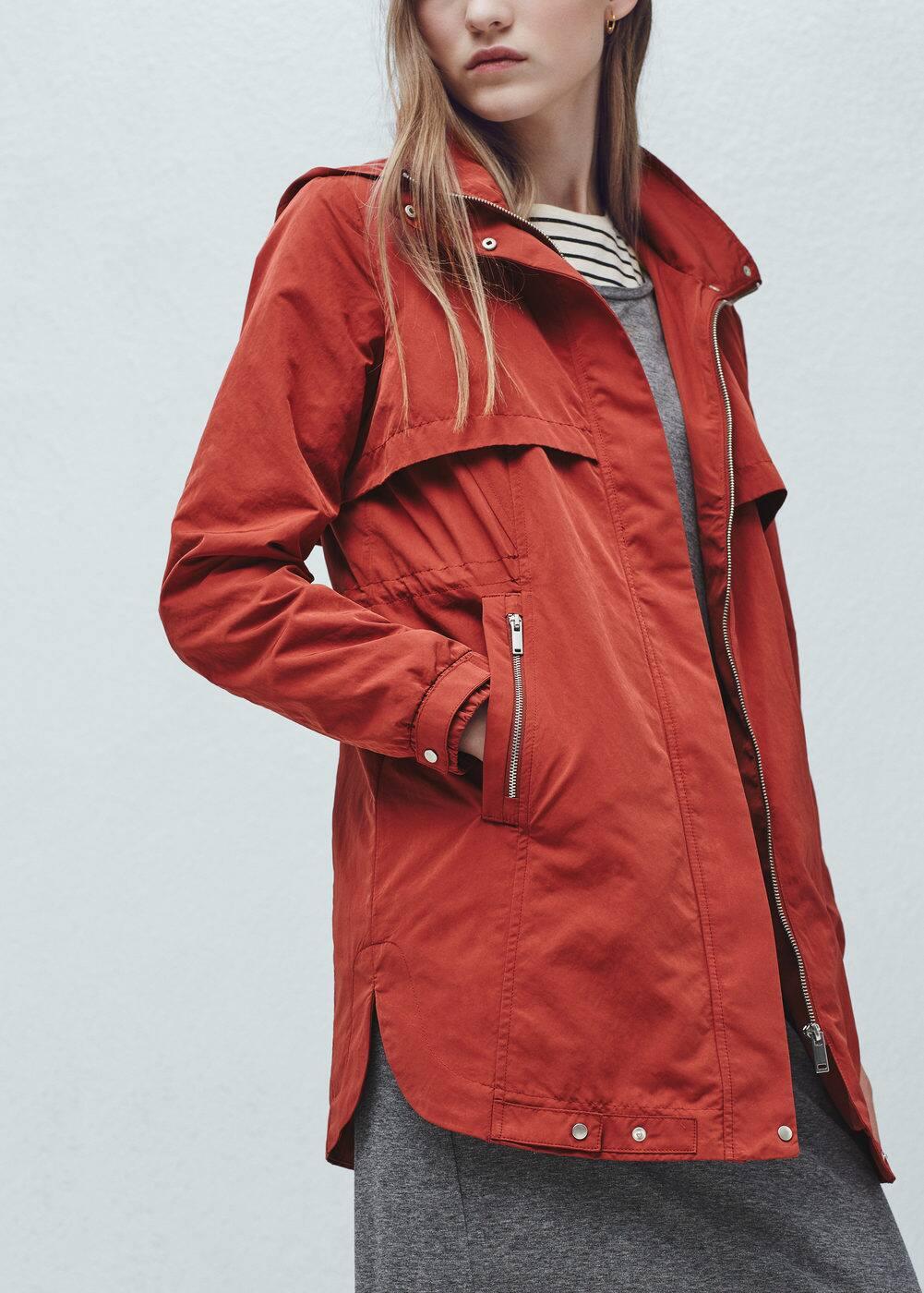 Pocketed jacket   MANGO