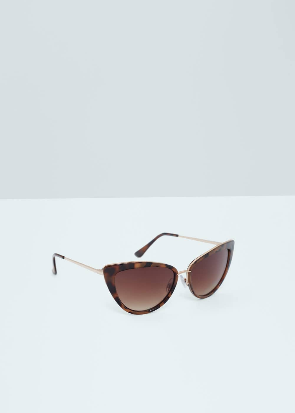 Cat-eye sunglasses | MANGO