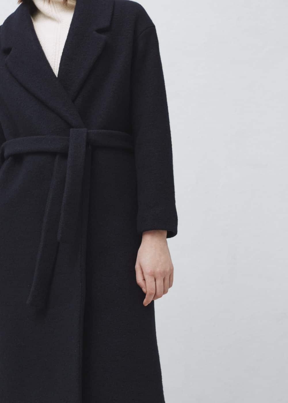 Handmade coat   MANGO