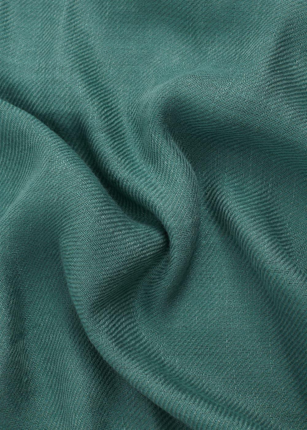Linen-blend scarf | MANGO MAN
