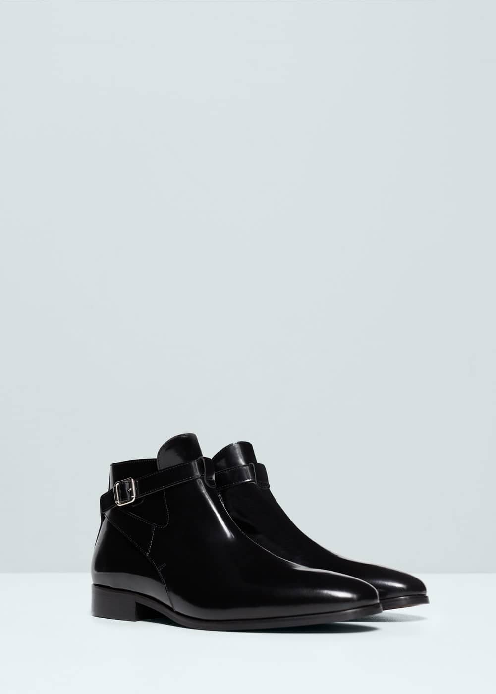 Buckle ankle boots | MANGO