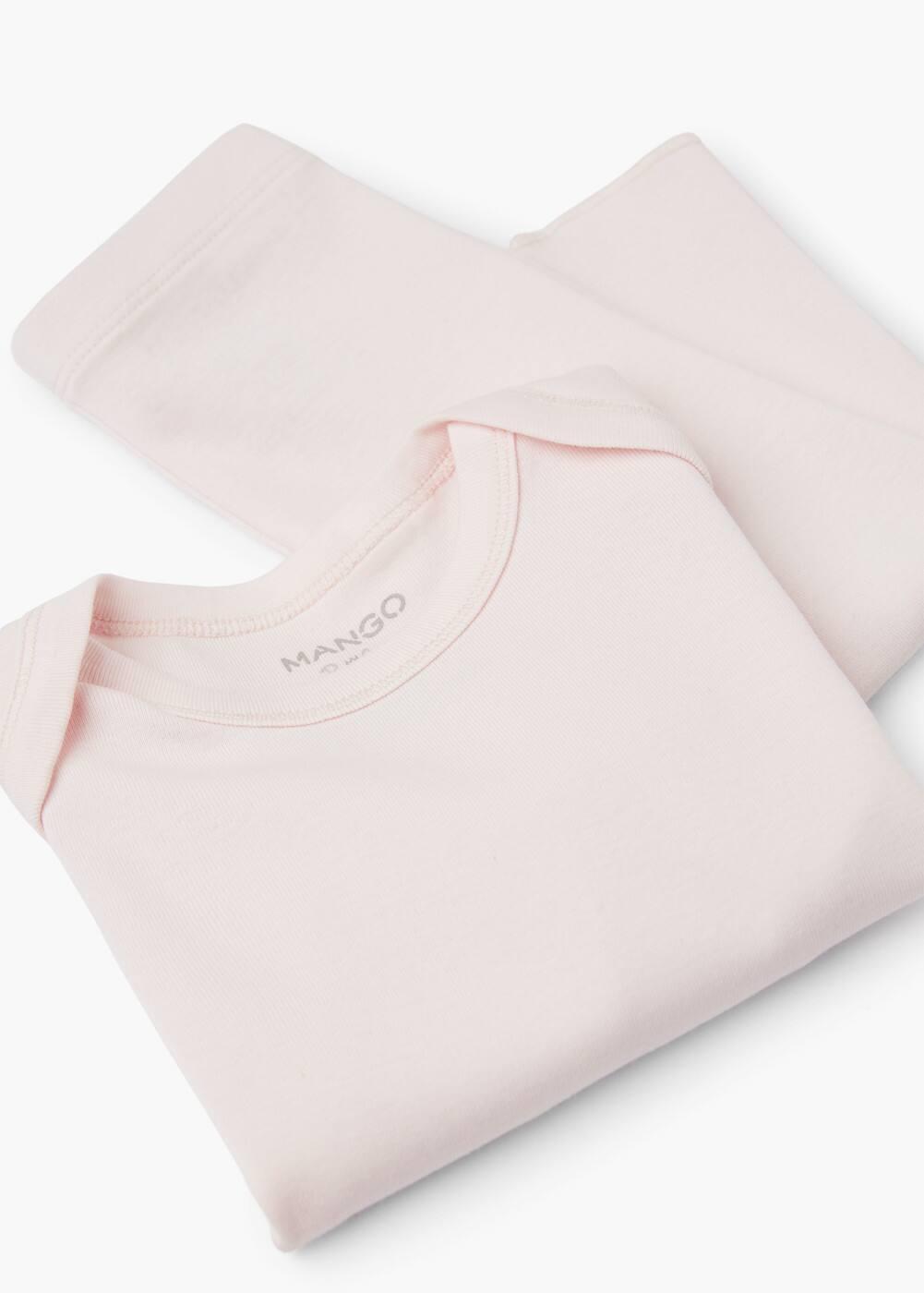 Organic cotton pyjamas | MANGO KIDS