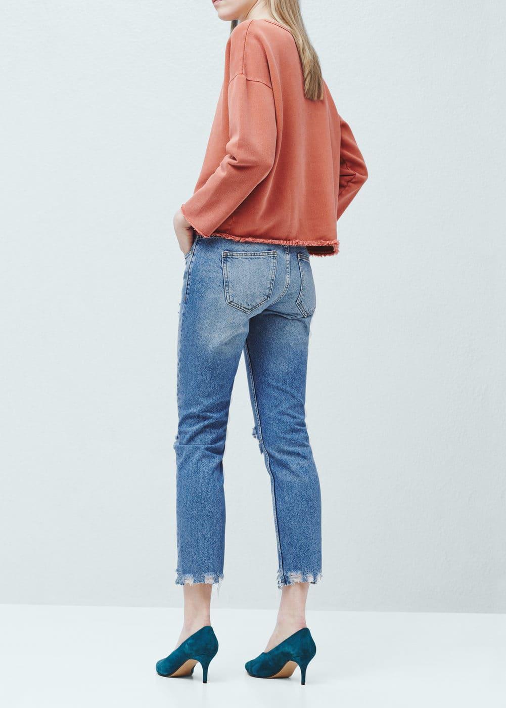 Straight joe jeans | MANGO