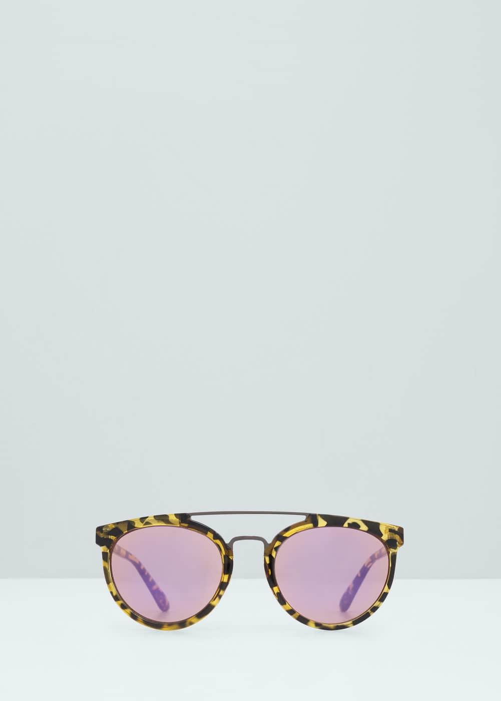 Gafas de sol retro carey | MANGO