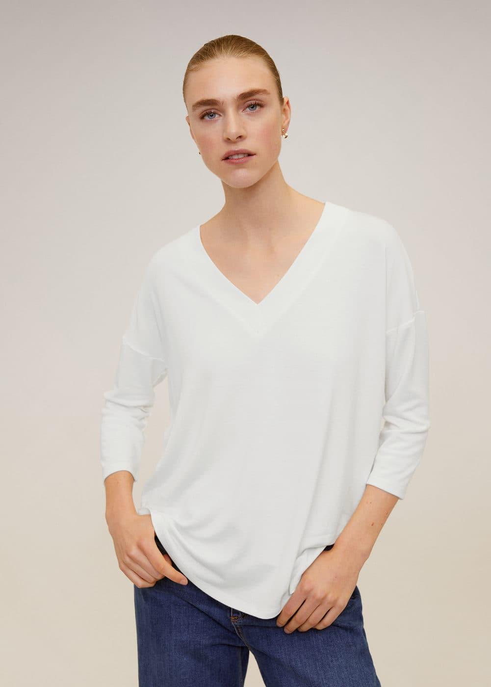 m-piceasy6:jersey cuello pico