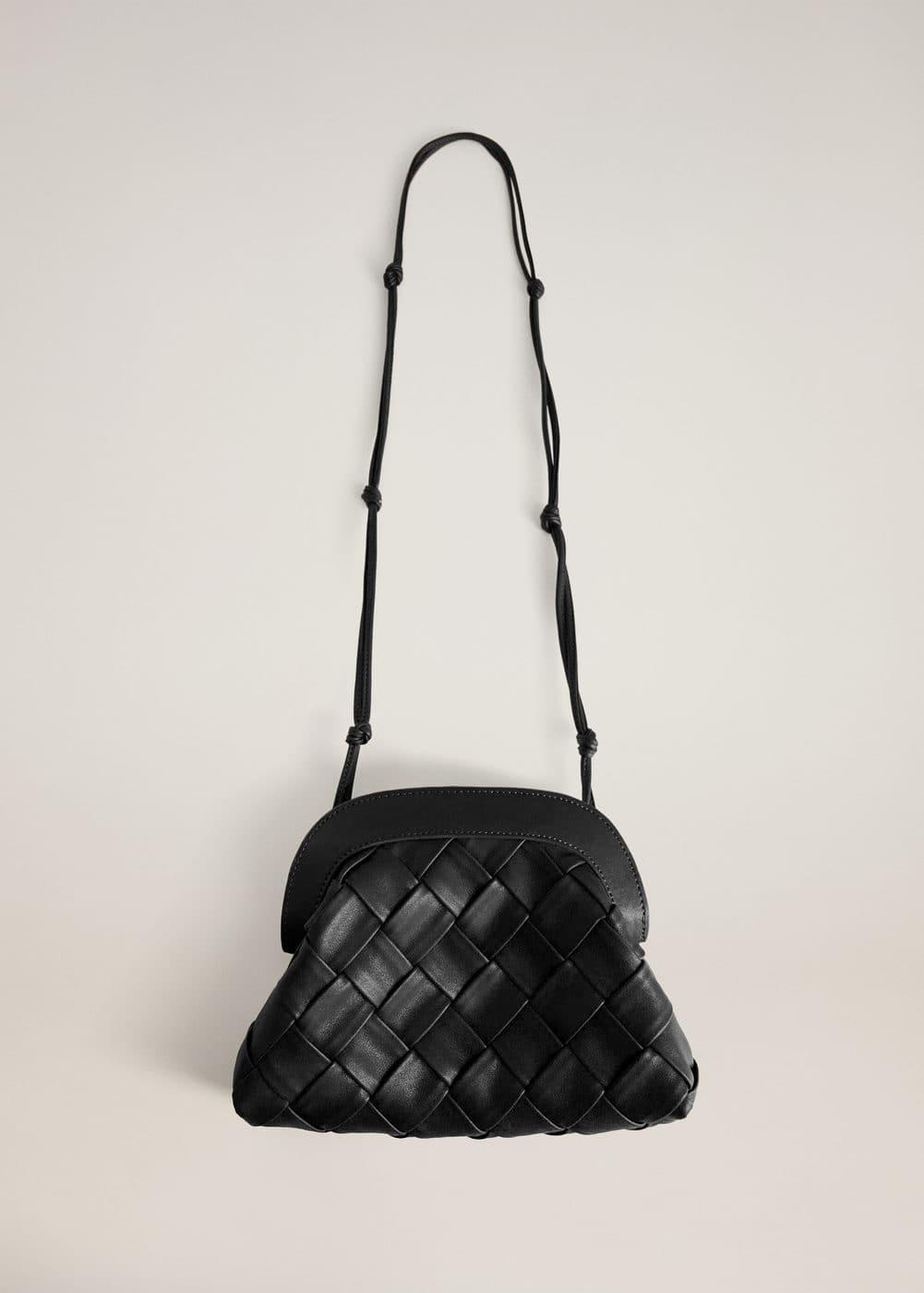 m-sia:bolso diseno trenzado