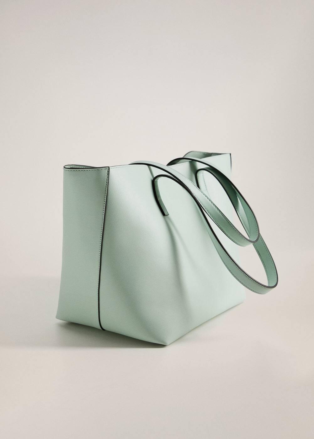 Mango Green Tote Bag