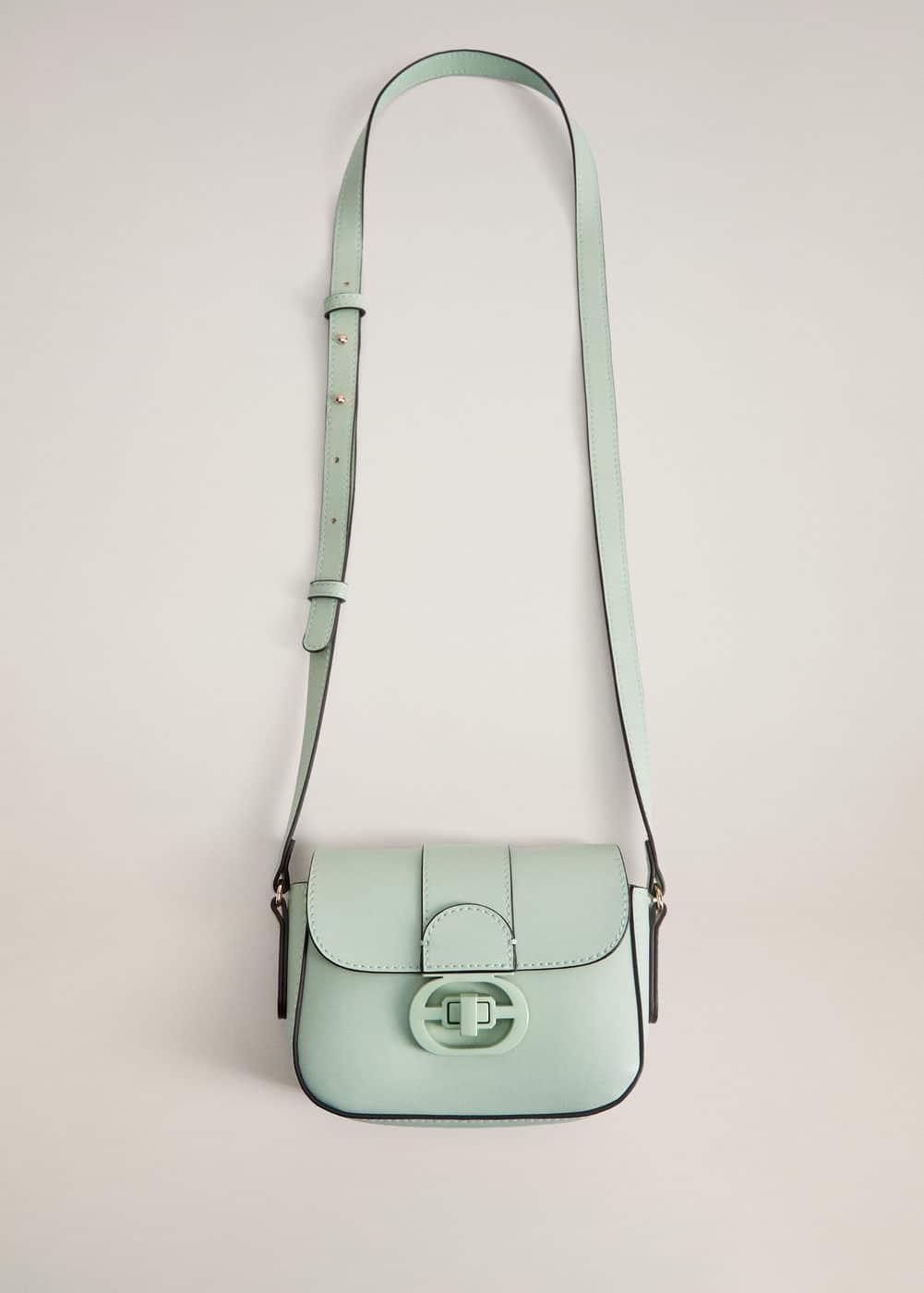 Mango Green Crossbody Bag