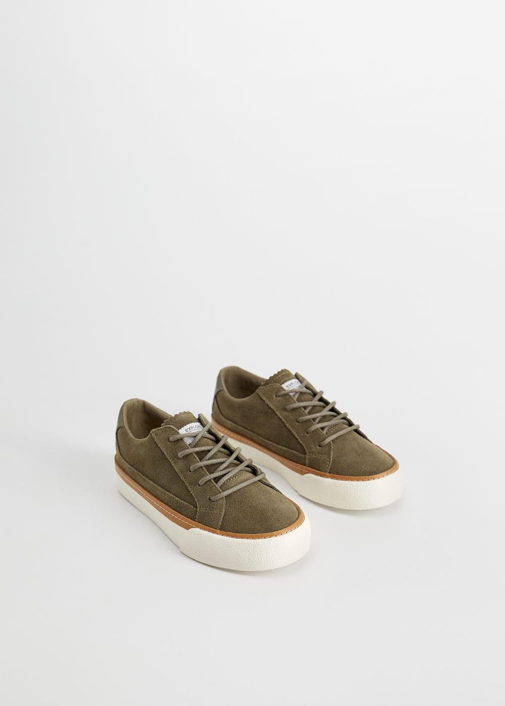o-glen:zapato deportivo serraje