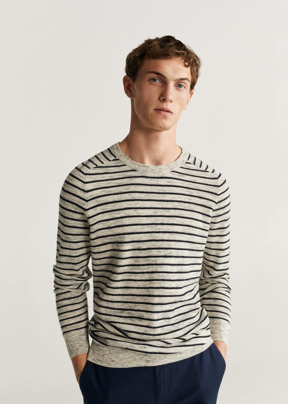 h-teny:jersey algodon estructura rayas