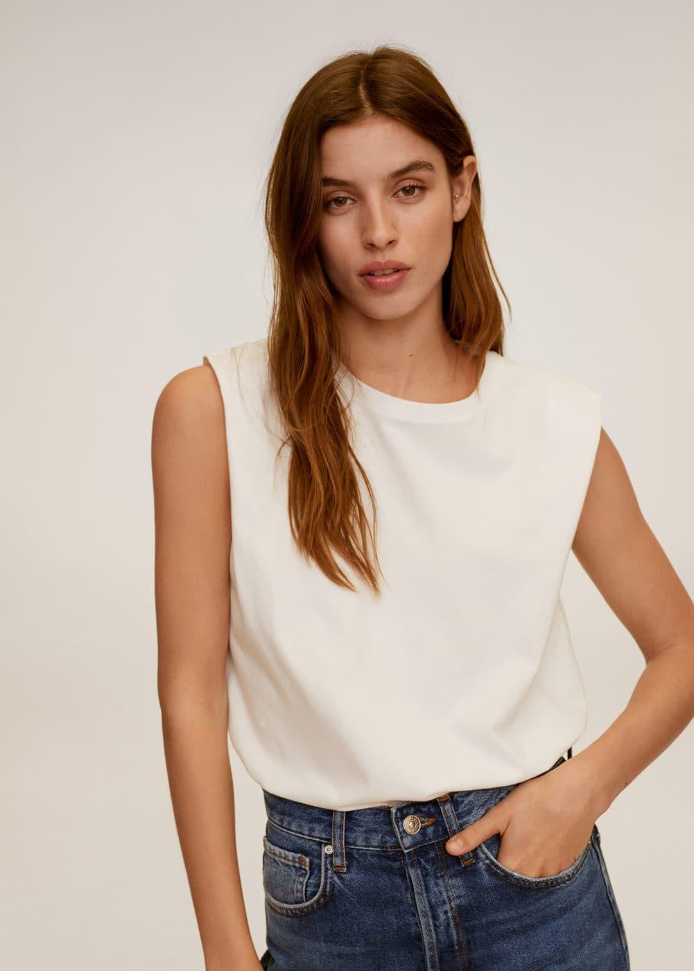 m-klein:camiseta sin mangas