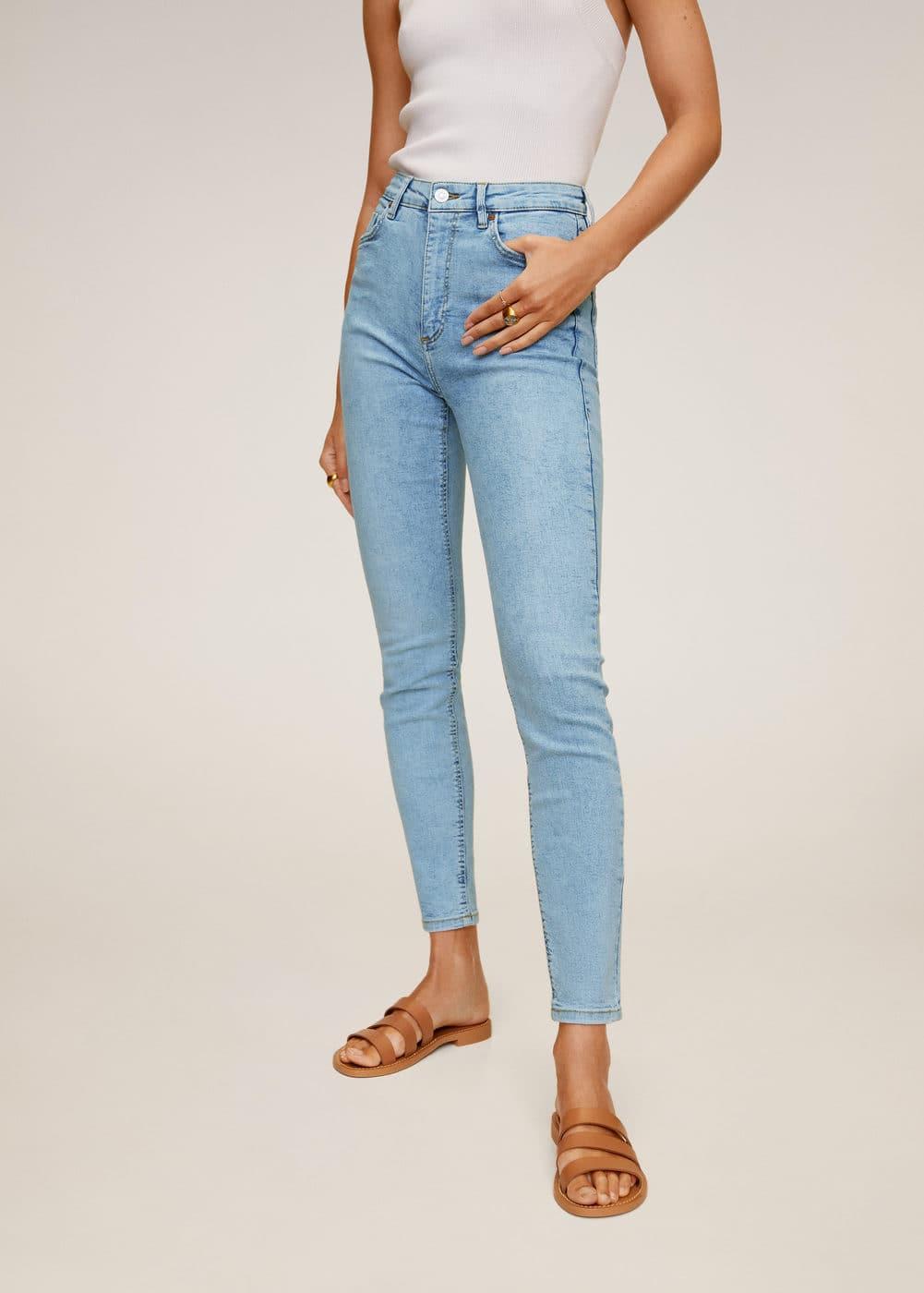 m-noa:jeans skinny high waist noa