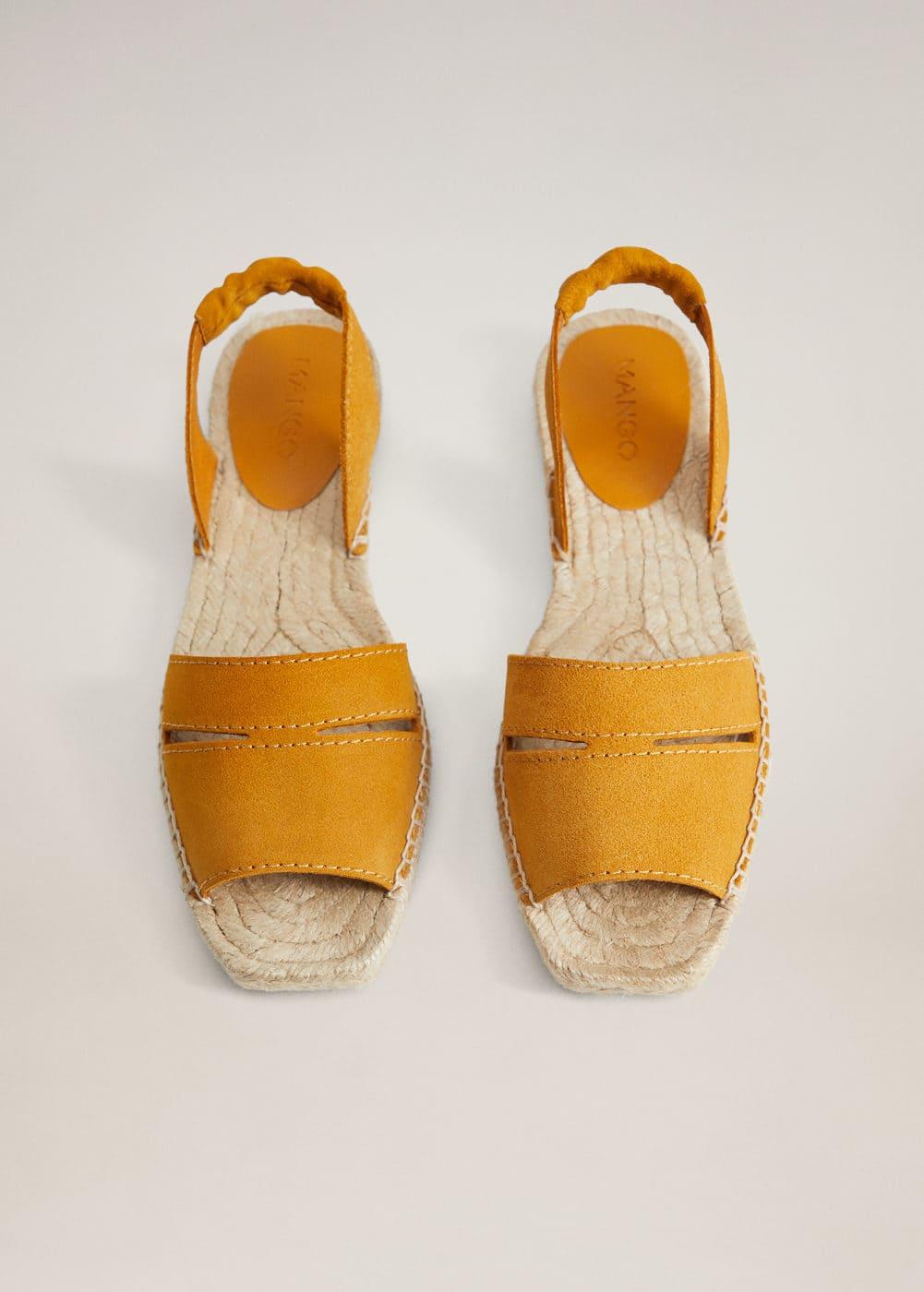 m-puerto:sandalia piel esparto