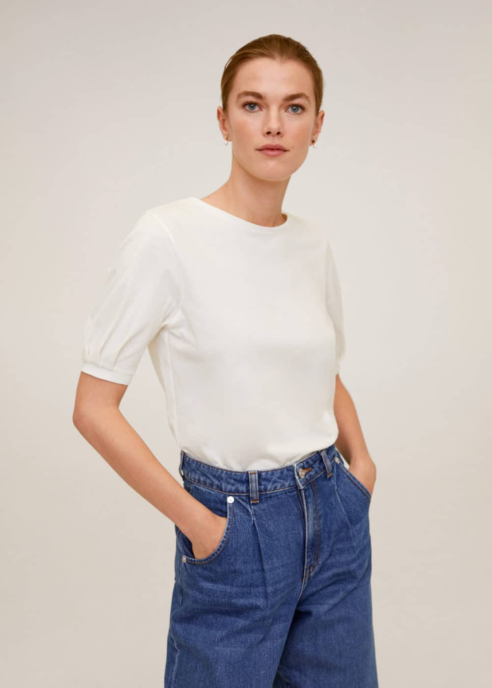 m-vicky6:camiseta algodon organico