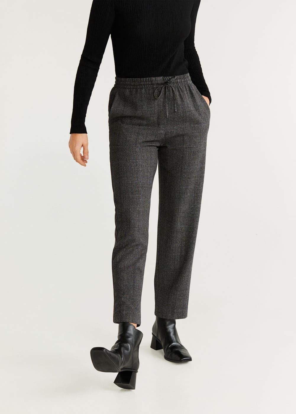 m-ricardo:pantalon cintura elastica