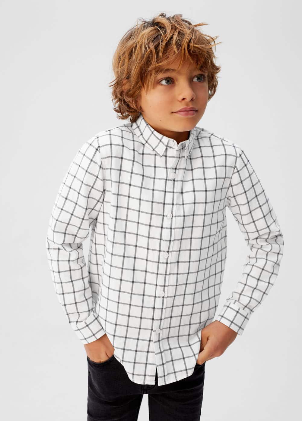 o-cris:camisa cuadros