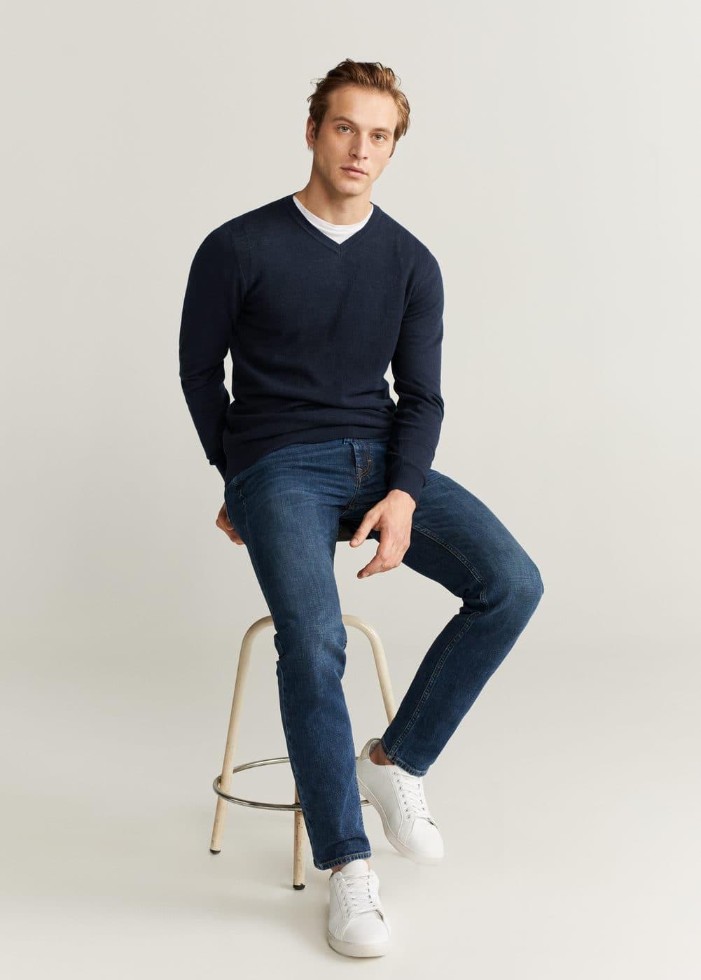h-tenv:jersey algodon cashmere estructura
