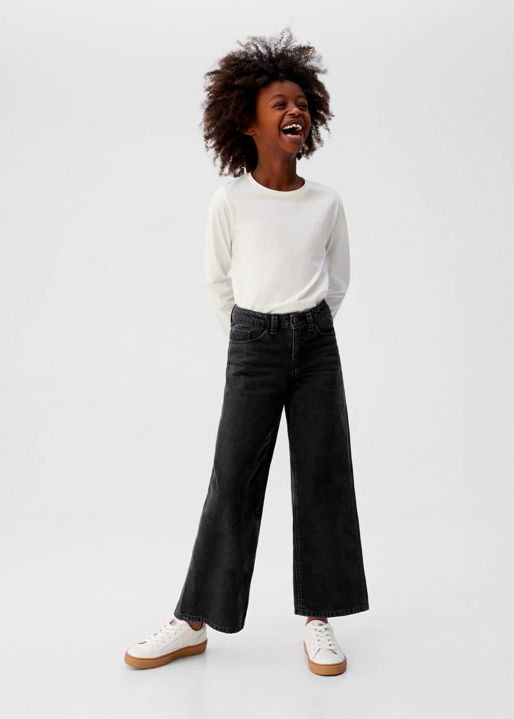 a-culotte:jeans culotte