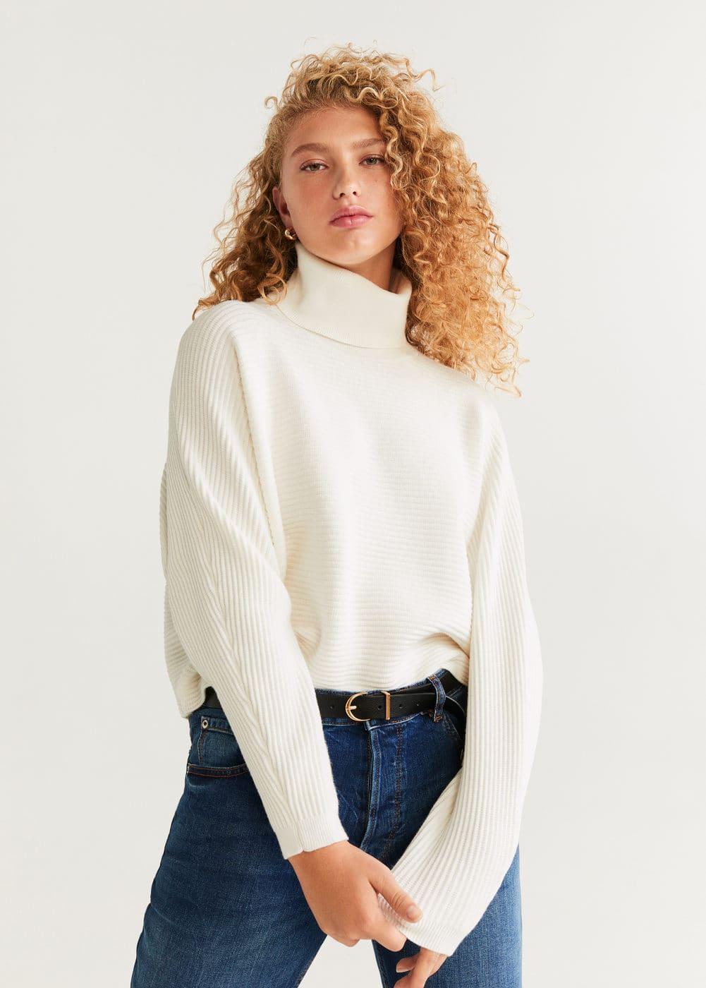m-caravanc:jersey cuello alto estructura