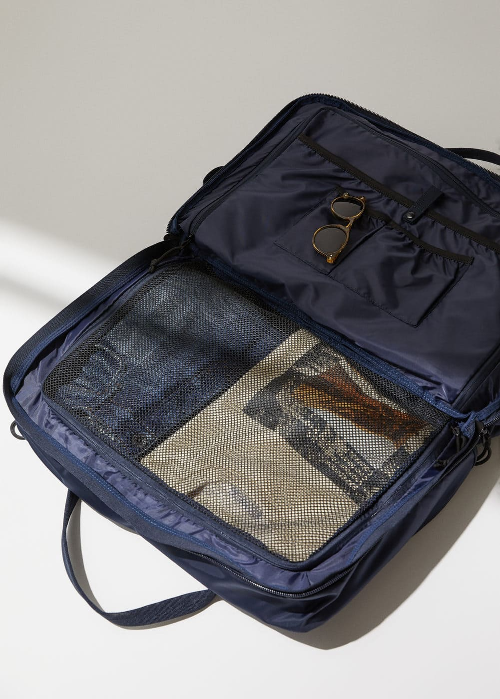 Convertible Backpack Bag by Mango