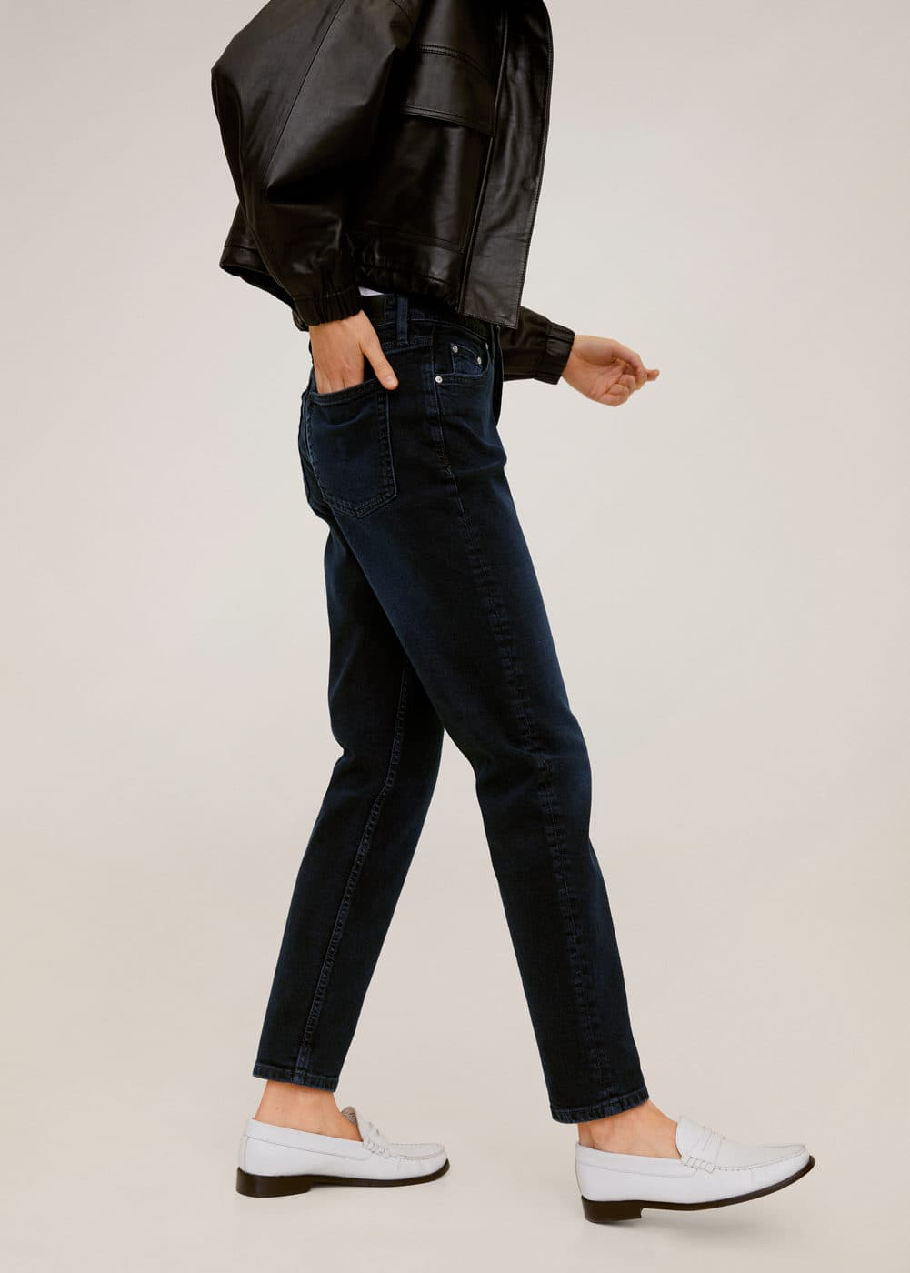 m-relax:jeans slim-fit
