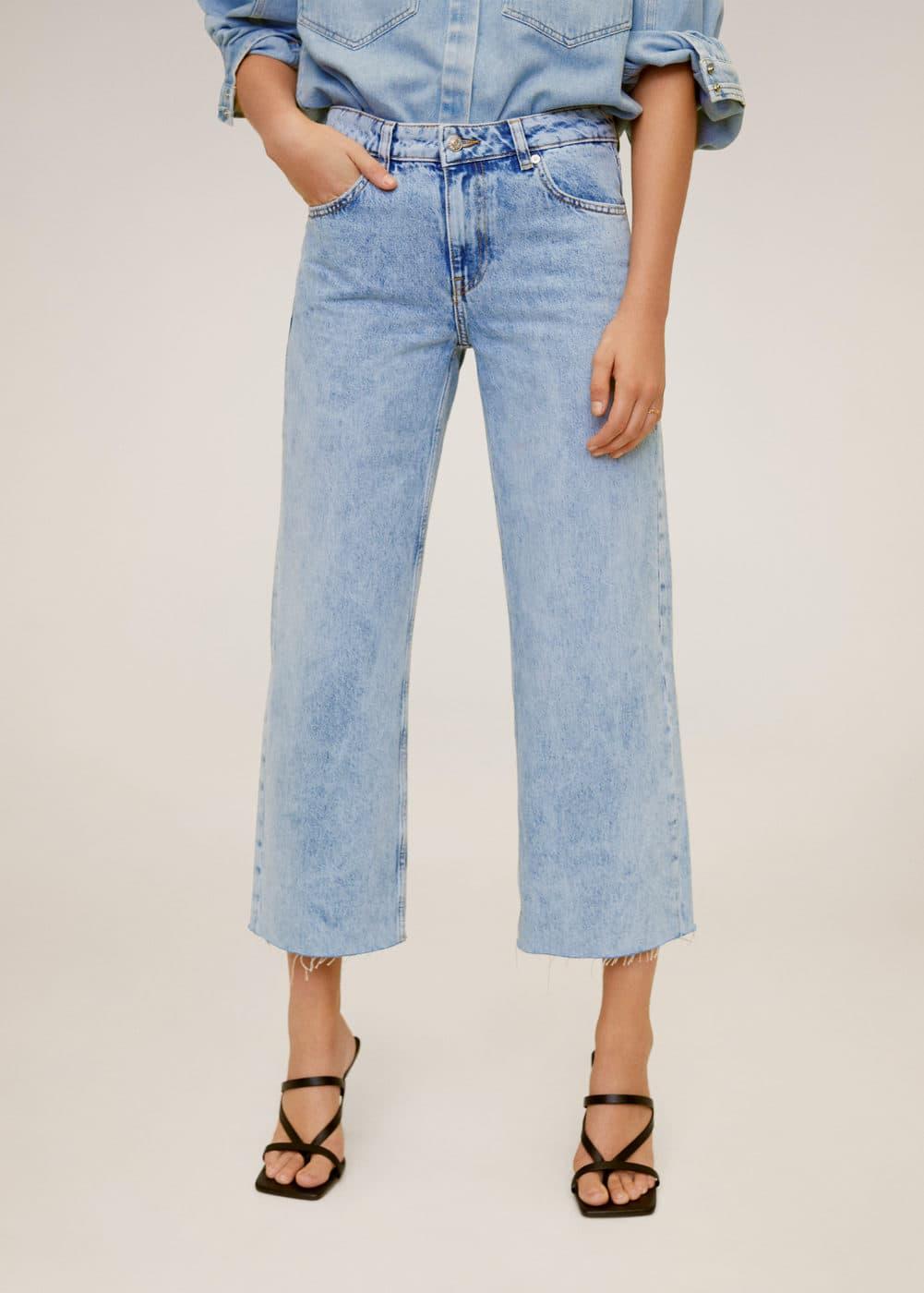 m-culotte:jeans culotte