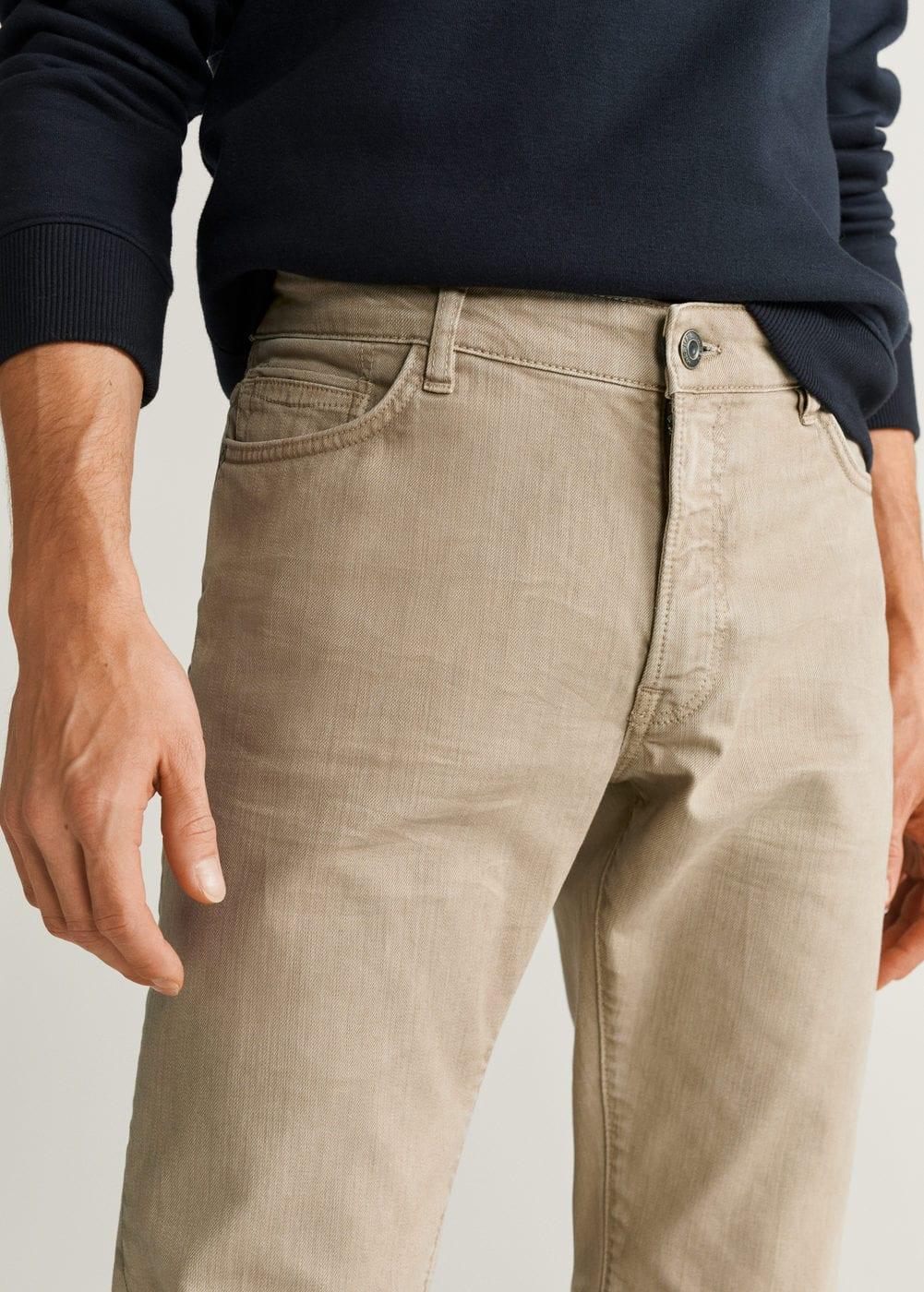h-alex6:jeans alex slim fit color