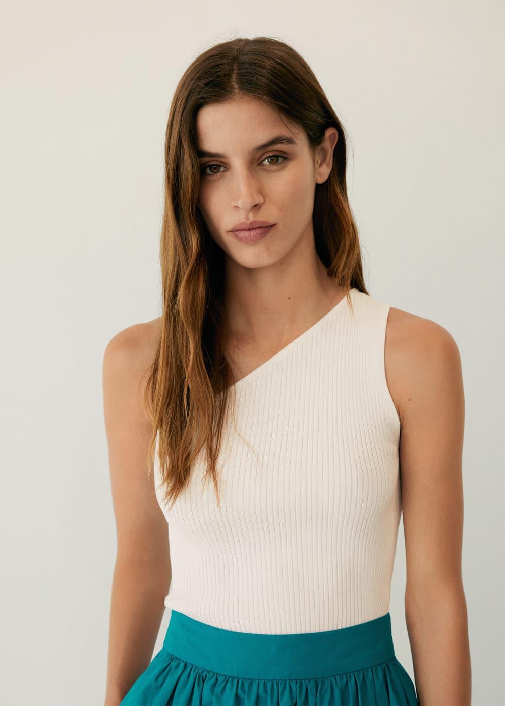 m-asim:camiseta canale asimetrica