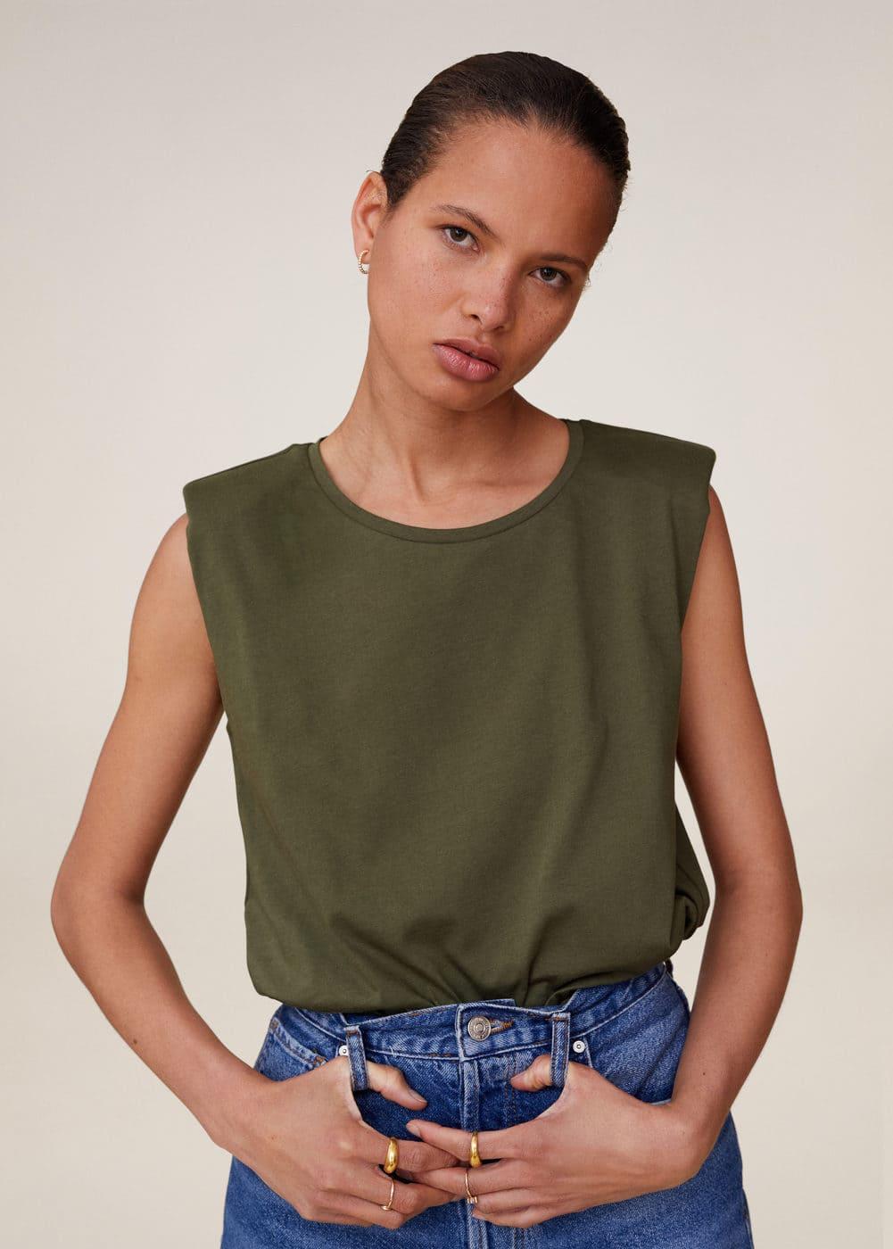 m-ombro:camiseta hombreras
