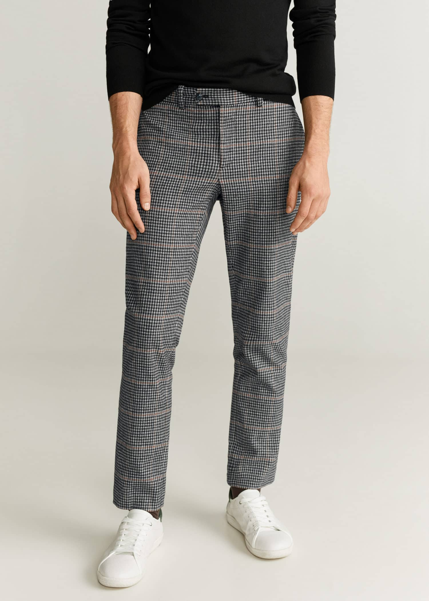 Mission Houndstooth Pant