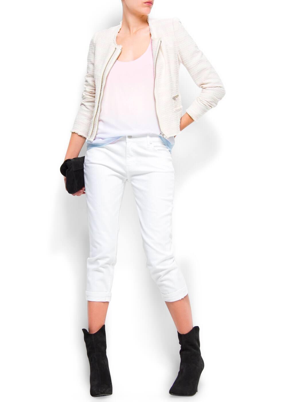 Zipper jacket | MANGO