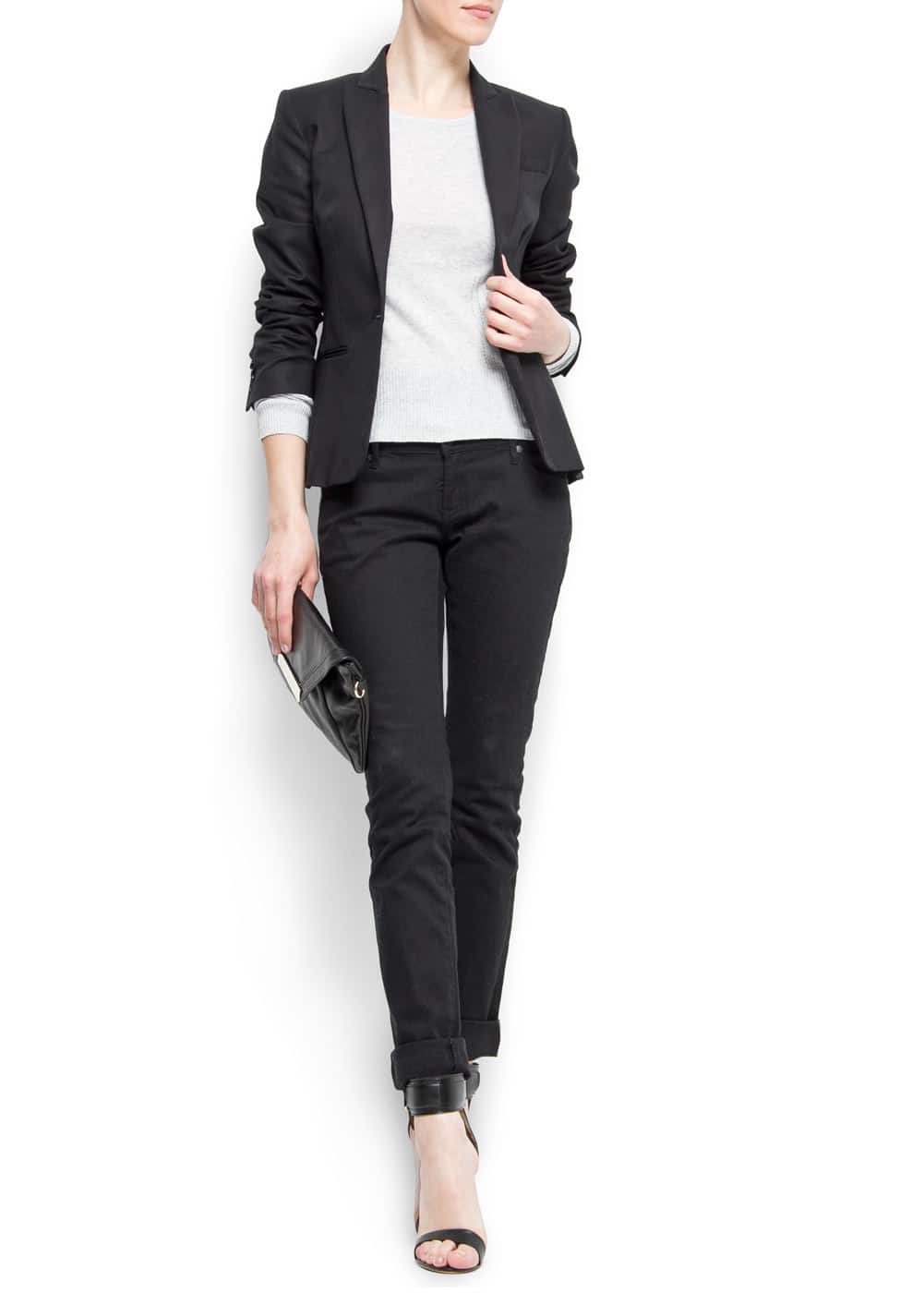 Suit blazer | MANGO