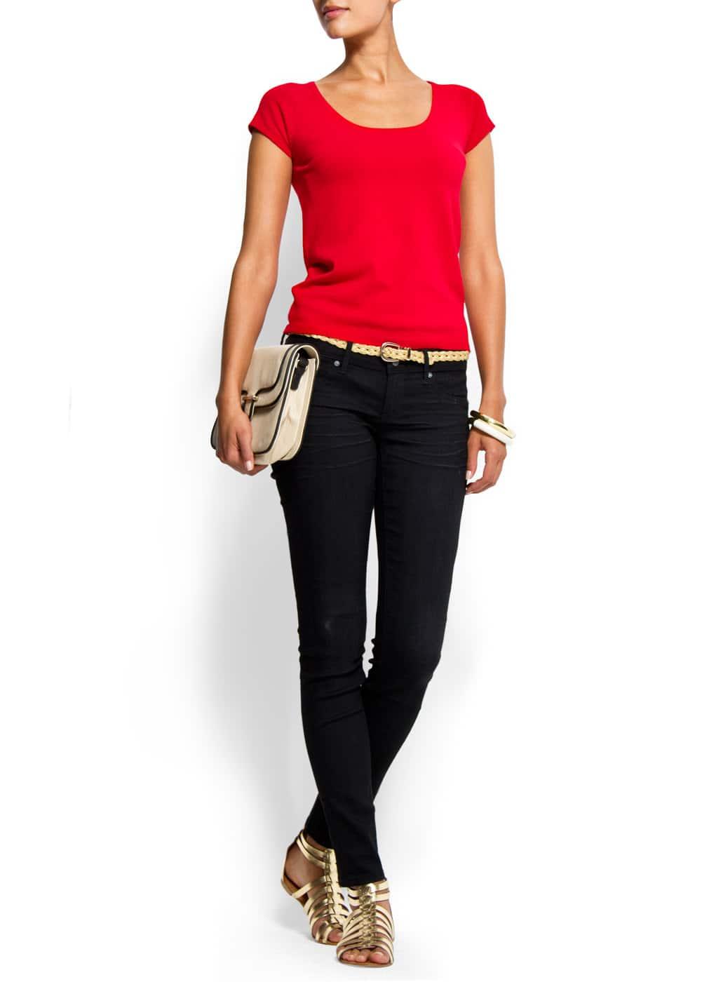 Slim-fit jumper | MANGO