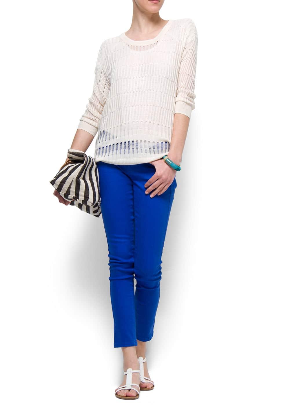 Knit jumper | MANGO