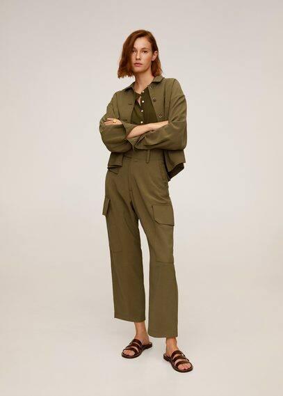 mango - Fließende bluse