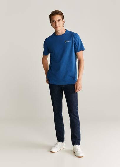 mango man - Baumwoll-t-shirt national geographic