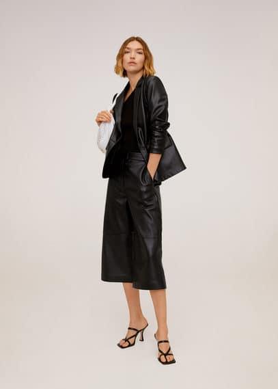 Кожаные брюки -- - Ottawa