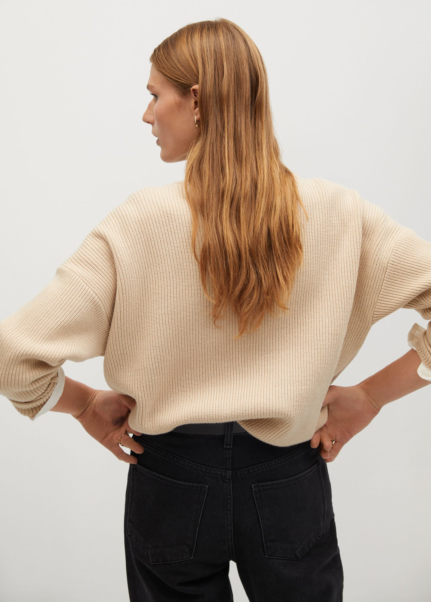 Sweaters Cardigans and sweaters for Women 2020   Mango USA