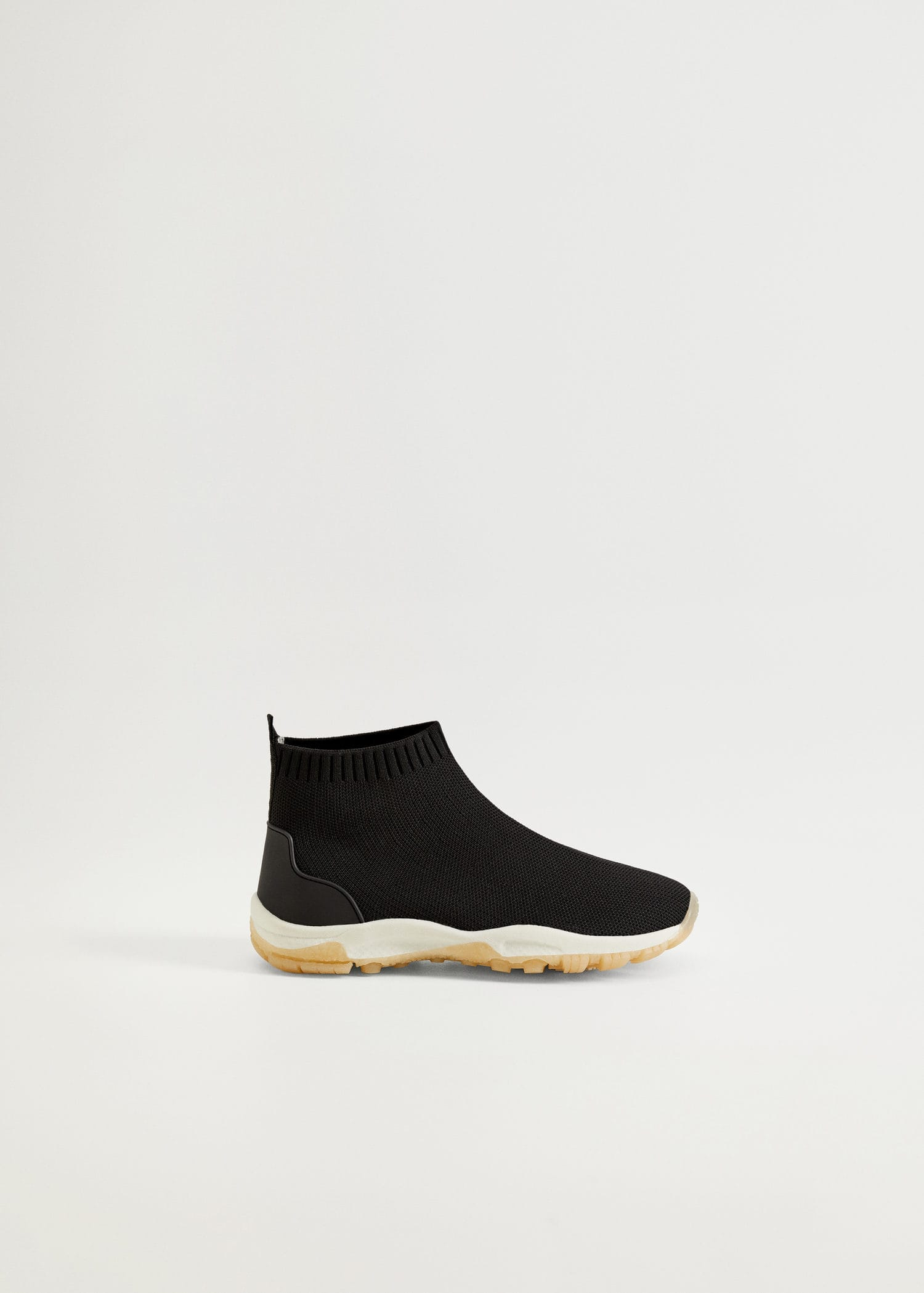 Sole sock sneakers - Boys   Mango Kids USA