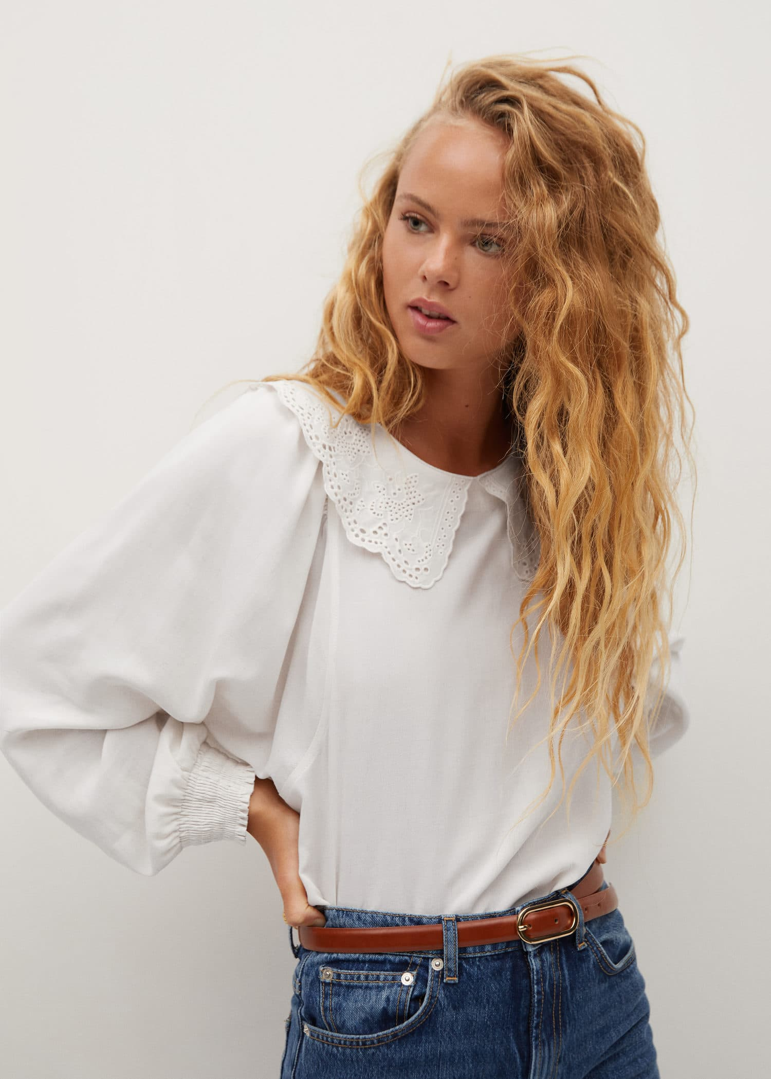Blusas Camisas de Mujer 2020 | Mango España